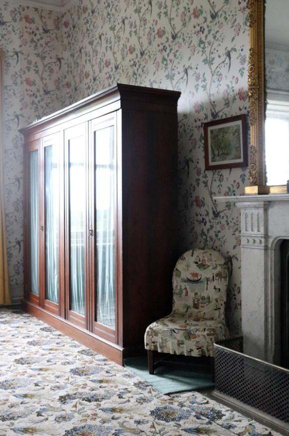 Annaghmore Sligo Bedroom Wardrobe © Lavender's Blue Stuart Blakley