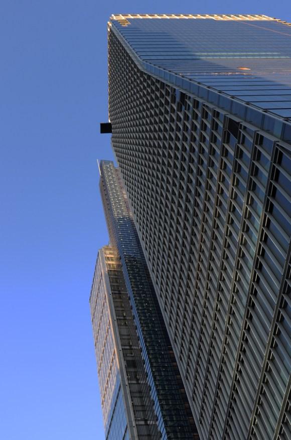 Liverpool Street Skyscrapers © Lavender's Blue Stuart Blakley