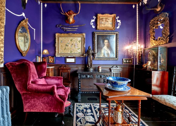 lavender's blue drawing room © lavender's blue stuart blakley