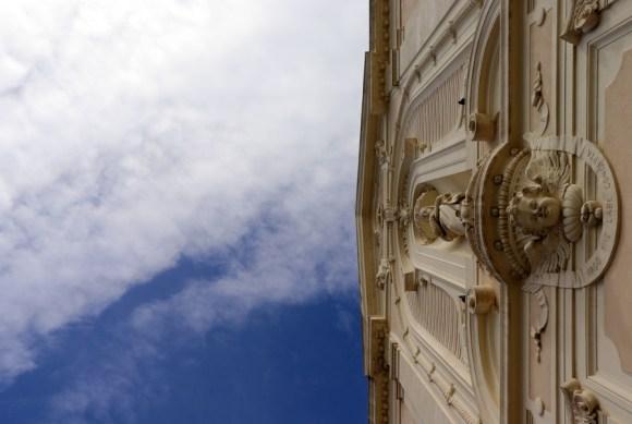 St Ferreol Church Marseille Facade © Lavender's Blue Stuart Blakley