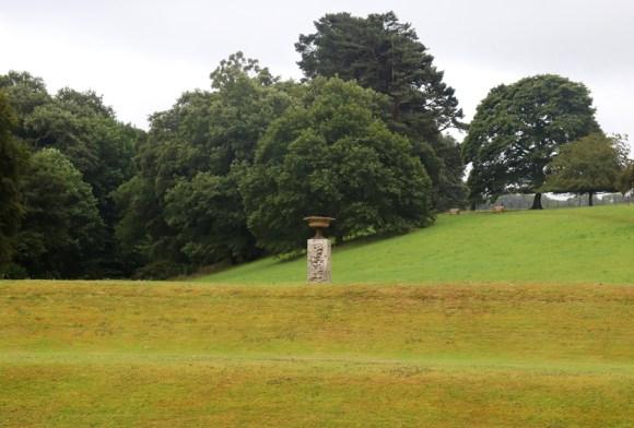 Pencarrow House and Garden Cornwall Lawn © Lavender's Blue Stuart Blakley