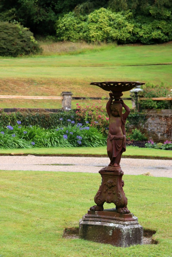 Pencarrow House and Garden Cornwall Ornament © Lavender's Blue Stuart Blakley