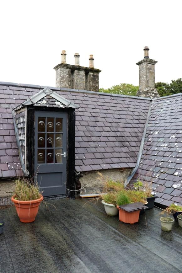 Forss House Hotel Thurso Roof © Lavender's Blue Stuart Blakley
