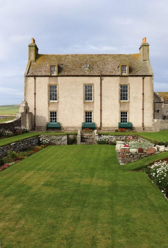 Skaill House Orkney Island Scotland © Lavender's Blue Stuart Blakley