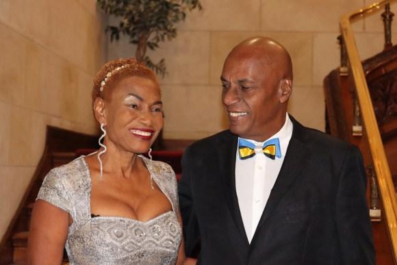 Lyton and Eroline Lamontagne World Boutique Hotel Awards © Lavender's Blue Stuart Blakley