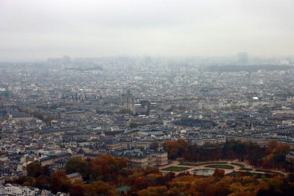 Montparnasse Tower Rooftop Paris © Lavender's Blue Stuart Blakley