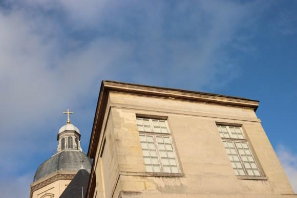 St Paul and St Louis Church Le Marais Paris © Lavender's Blue Stuart Blakley