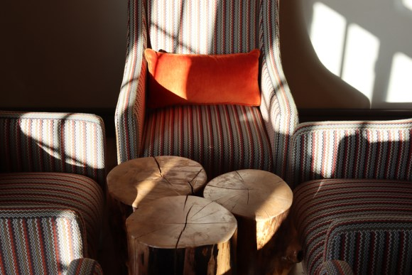 The Carriage Rooms Montalto Estate Ballynahinch Chairs © Lavender's Blue Stuart Blakley