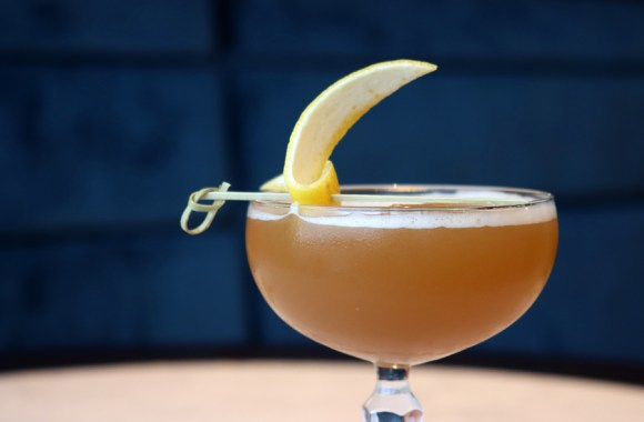 Grand Central Hotel Cocktail © Lavender's Blue Stuart Blakley