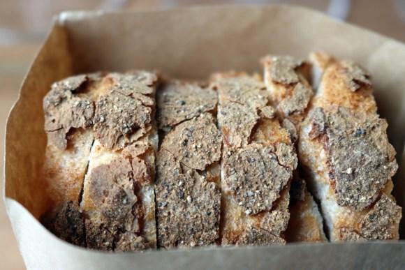 OX Restaurant Belfast Soda Bread © Lavender's Blue Stuart Blakley