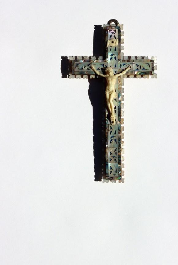 House of Lavender's Blue Crucifix © Lavender's Blue Stuart Blakley