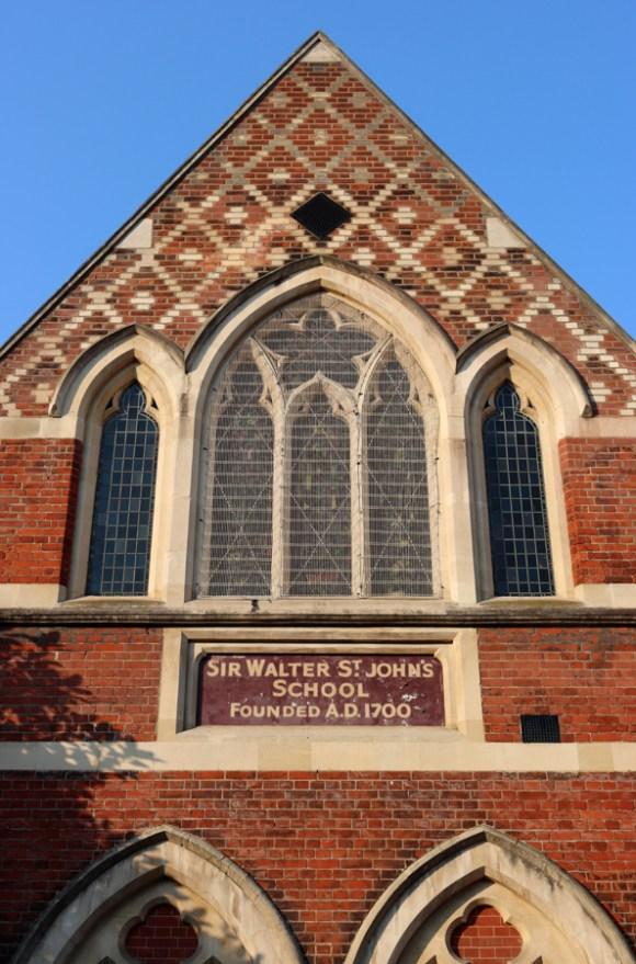 St Thomas's School Battersea London © Lavender's Blue Stuart Blakley