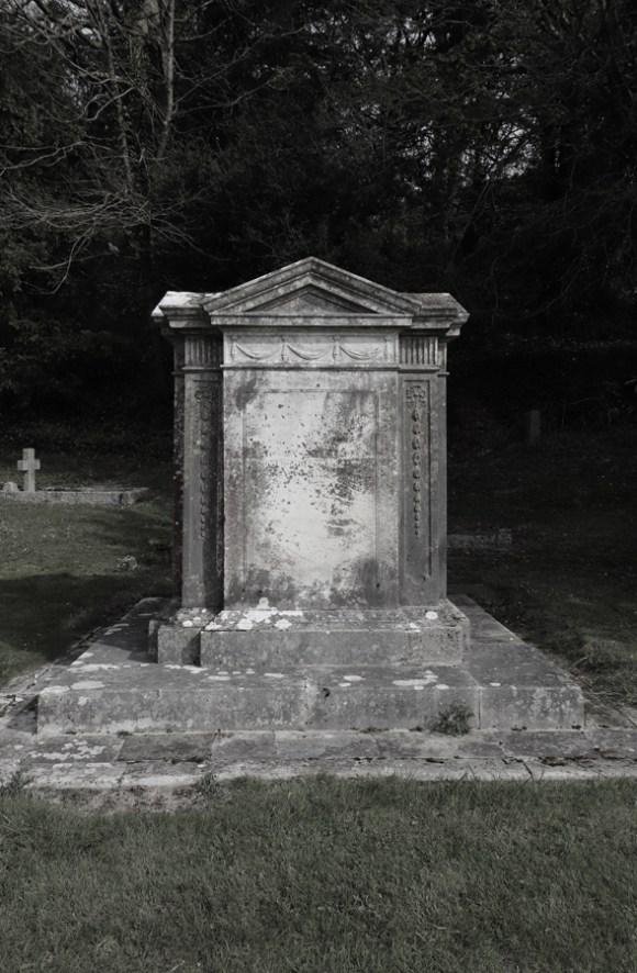 East Meon Tombstone © Lavender's Blue Stuart Blakley