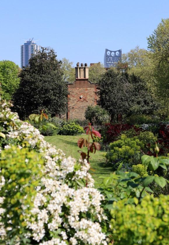 Prince Albert's Model Cottage Kennington Park London © Lavender's Blue Stuart Blakley