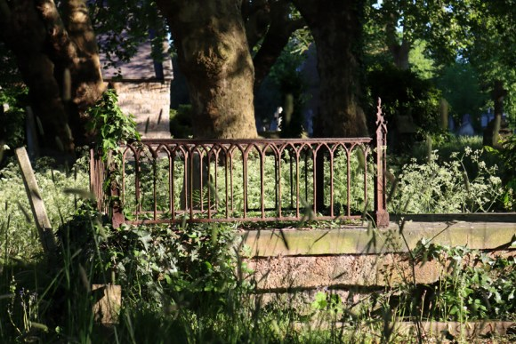 St Mary's Cemetery Battersea London Tombstones © Lavender's Blue Stuart Blakley