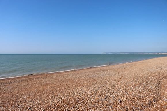 Cooden Beach Sussex England © Lavender's Blue Stuart Blakley