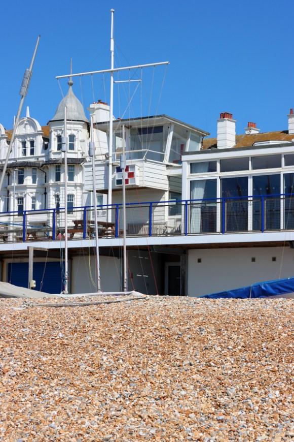Yacht Club Eastbourne East Sussex © Lavender's Blue Stuart Blakley