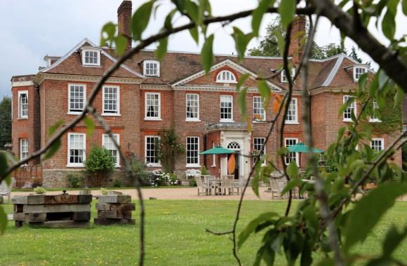 Chilston Park Hotel Kent Entrance © Lavender's Blue Stuart Blakley