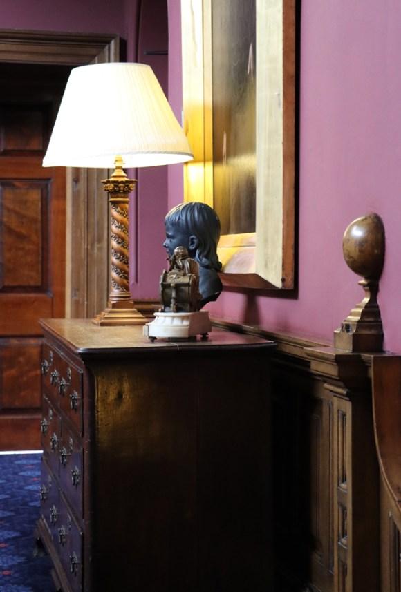 Chilston Park Hotel Kent Landing © Lavender's Blue Stuart Blakley