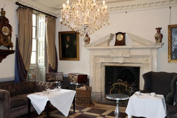 Chilston Park Hotel Kent Marble Hall © Lavender's Blue Stuart Blakley