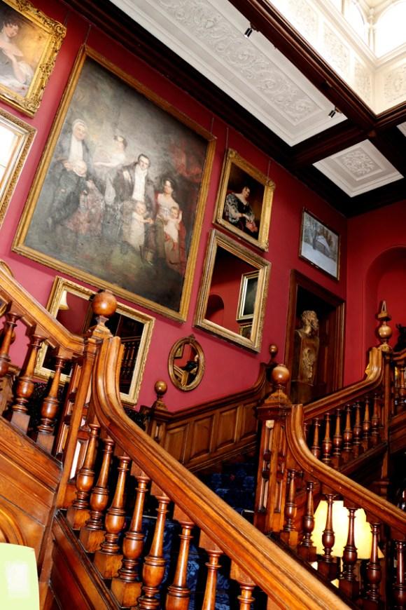 Chilston Park Hotel Kent Staircase Hall © Lavender's Blue Stuart Blakley