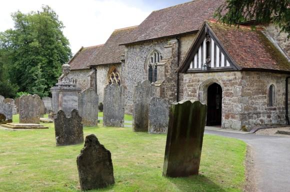 St Mary's Church Lenham © Lavender's Blue Stuart Blakley