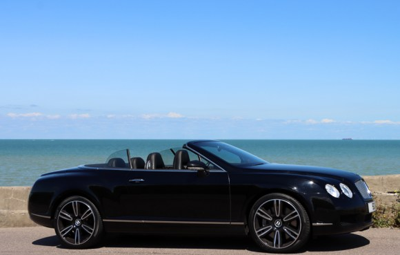 Bentley Convertible © Lavender's Blue Stuart Blakley
