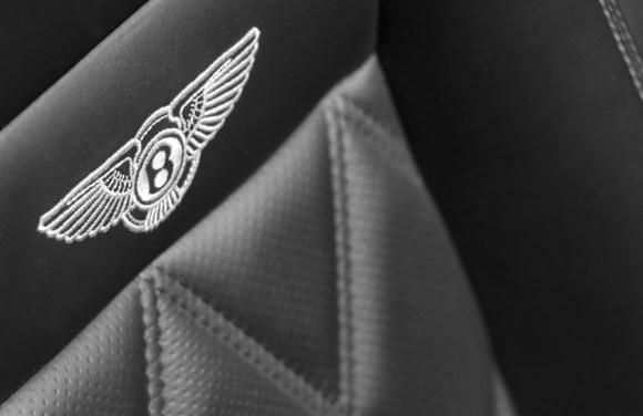 Bentley Interior © Lavender's Blue Stuart Blakley