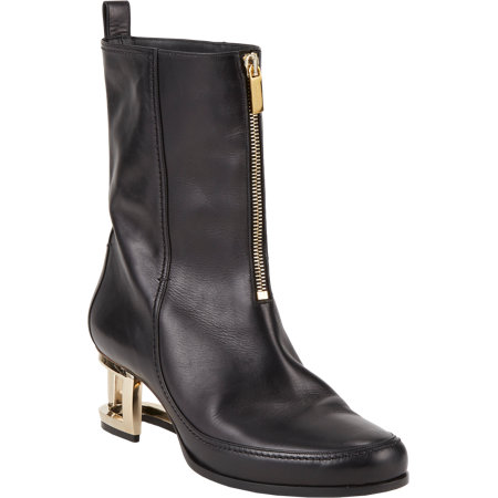 MAIYET Cutout-Heel Ankle Boots $1095 now $439