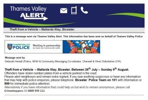 Thames Valley Alert (Aug'15)