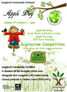 Apple Day (Oct 2015)
