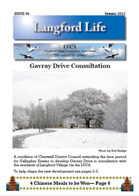 Langford Life Issue 66 - Spring 2012