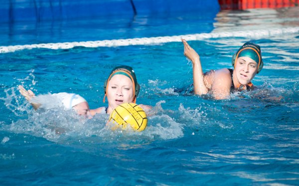 Sonoma State Water Polo Team