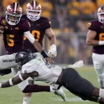 UNLV struggles in 2nd half in loss to Arizona State