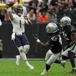 Week 5 Recap: Raiders lose second straight, fall 20-9 to Bears