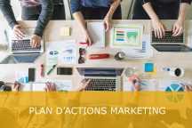 Faire un plan d'actions marketing