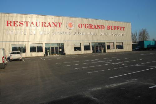 prouvy plus de 300 couverts samedi pour l ouverture d o grand buffet