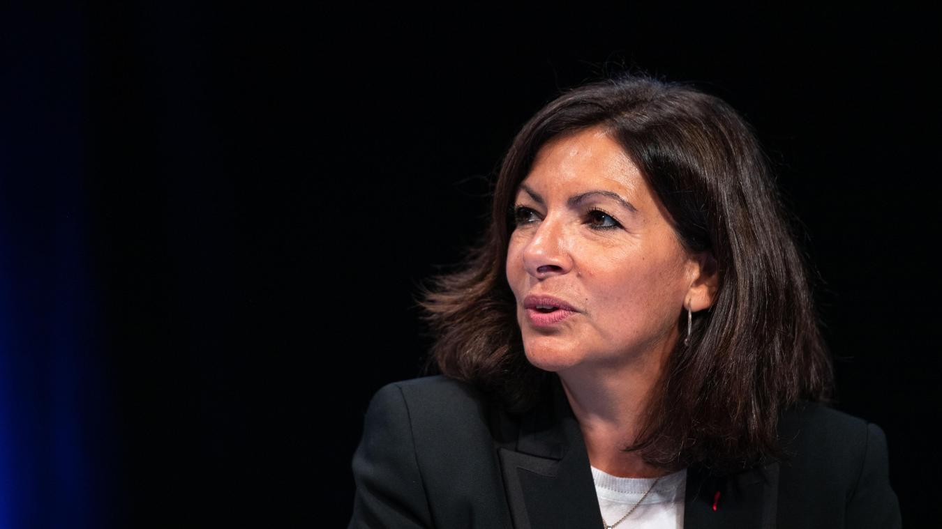 Municipales 2020 à Paris Anne Hidalgo En Tête Des