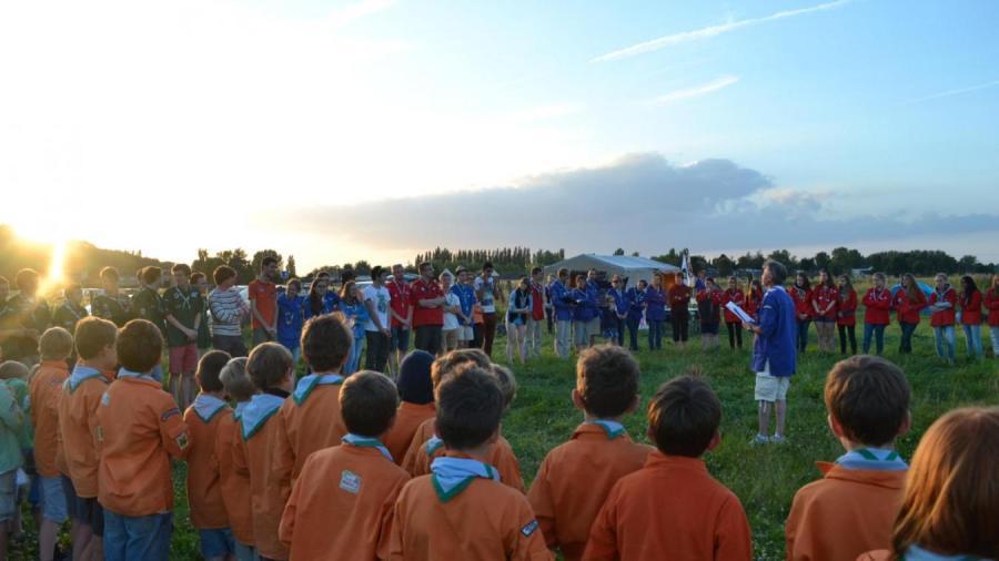 De nombreux groupes de scouts sont présents dans la métropole mais aucun à Roubaix.