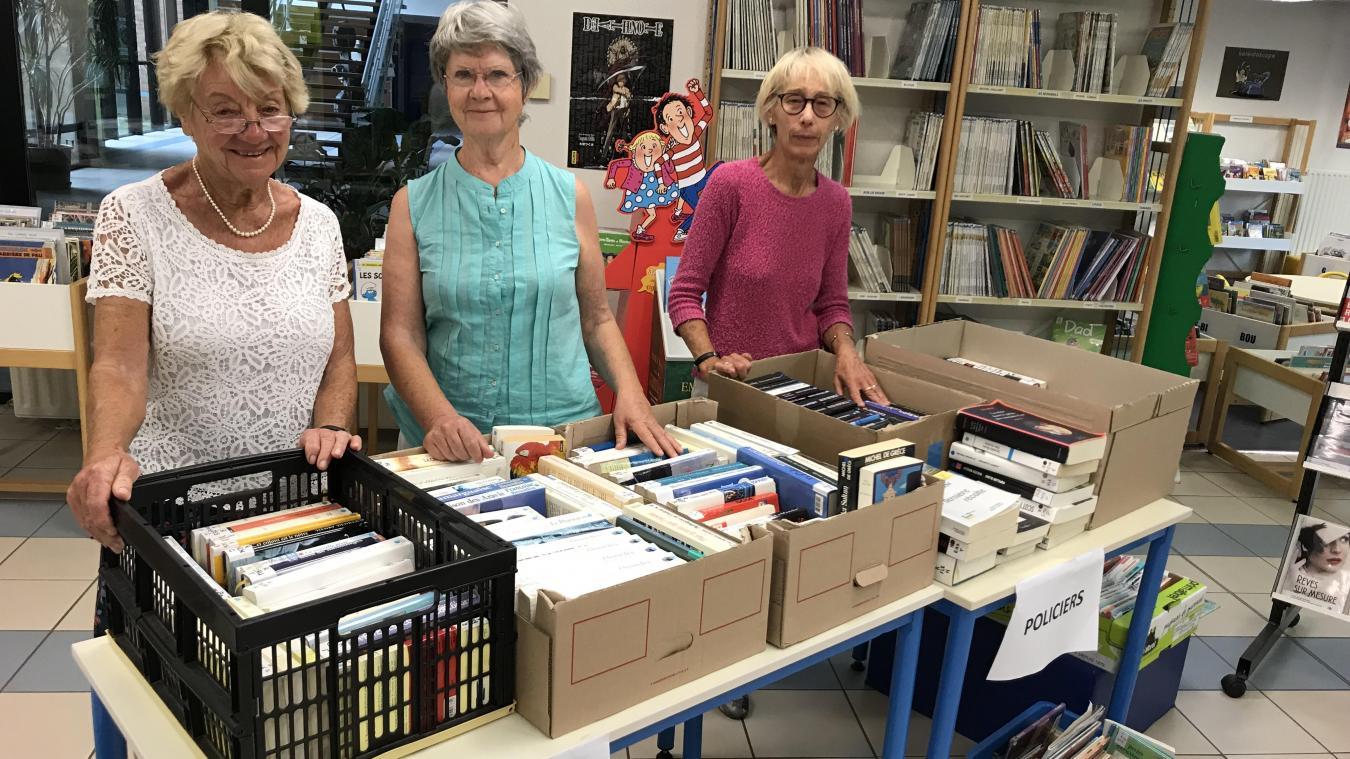 des livres a acheter pour 1 a la bibliotheque pour tous de bousbecque