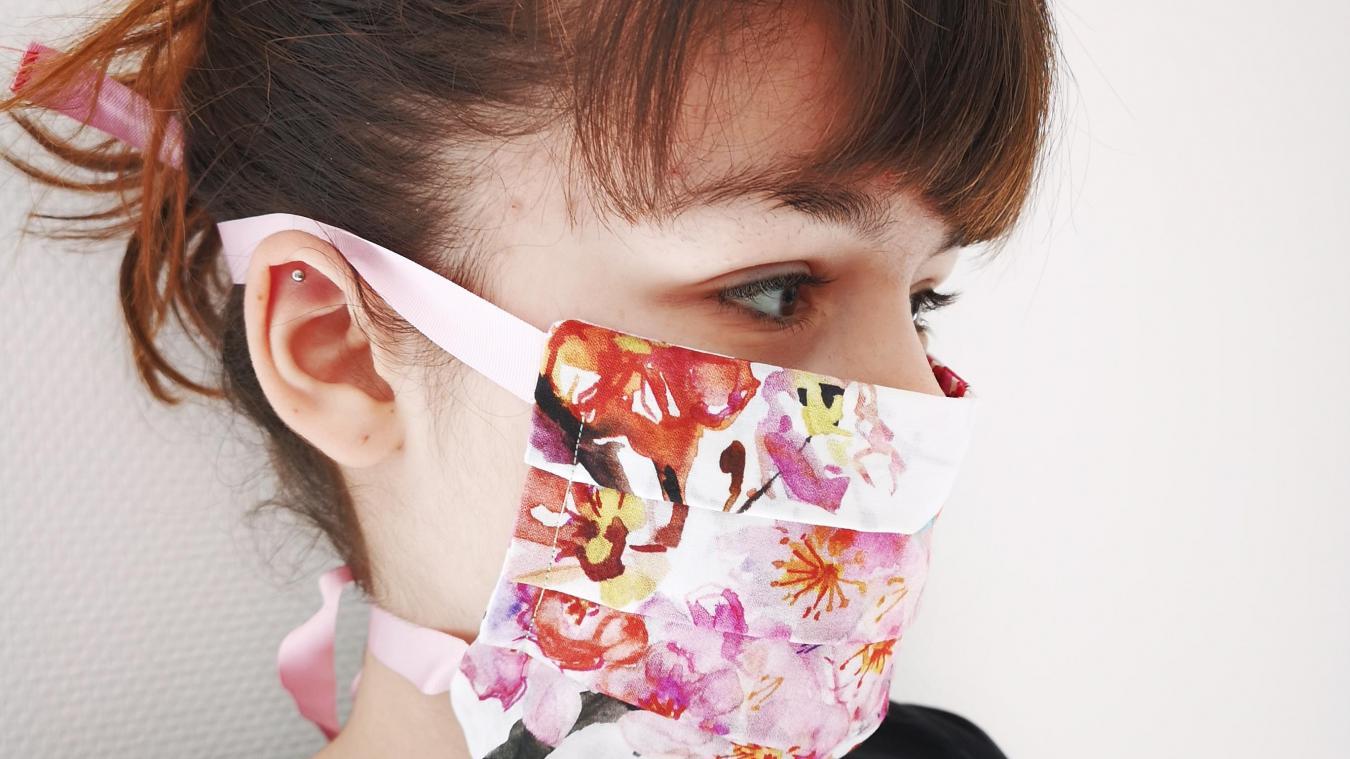 roubaix pour fabriquer des masques les commandes de tissus explosent