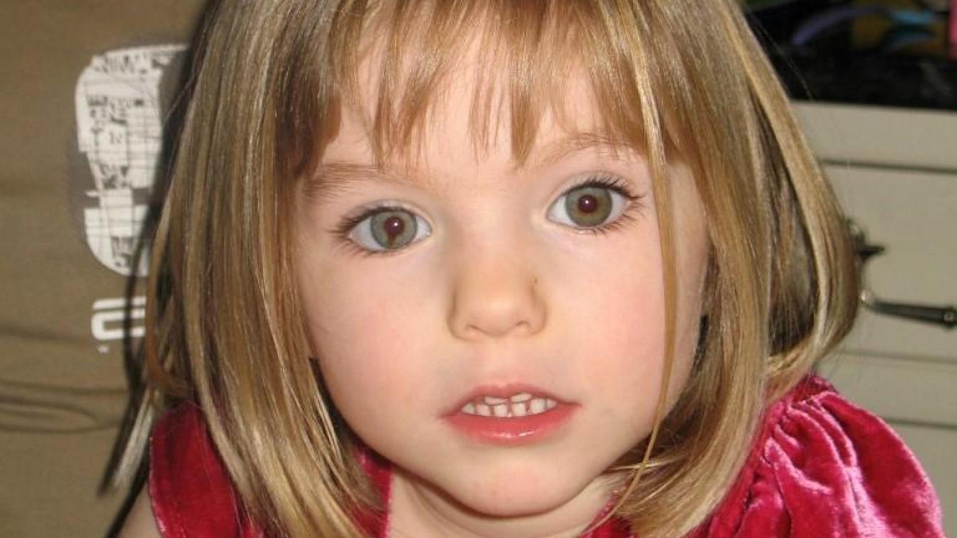Madeleine McCann allait avoir quatre ans quand elle a disparu au Portugal en 2007. Photo METROPOLITAN POLICE / AFP
