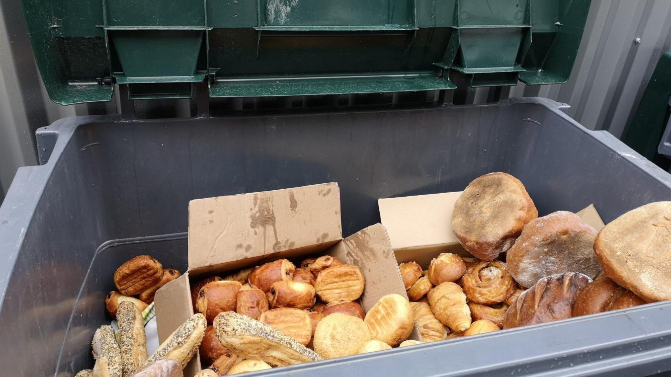 boulangerie ange de longuenesse le pain jete a la benne pose question le gerant s explique
