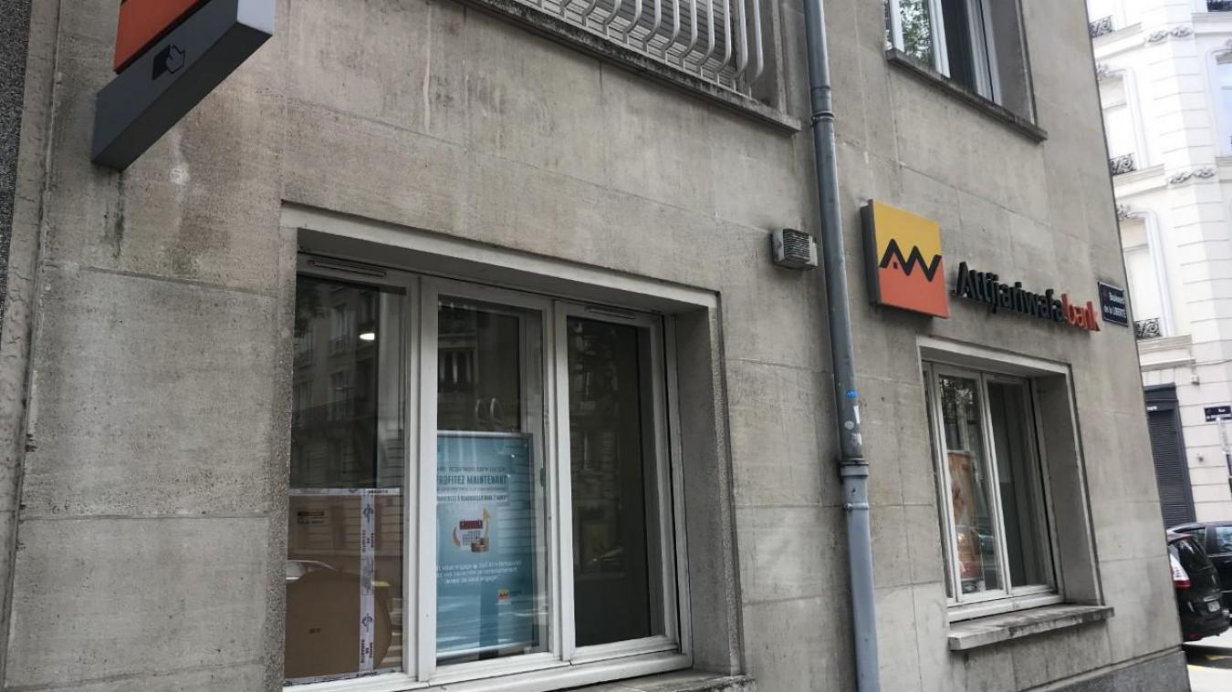 lille tentative de cambriolage d une banque marocaine boulevard de la liberte