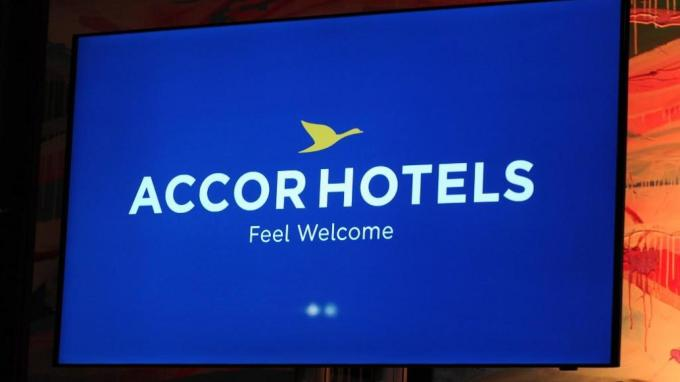 Le groupe Accor compte des enseignes comme Ibis, Sofitel, Novotel, Mercure ou Pullman. Photo ERIC PIERMONT / AFP
