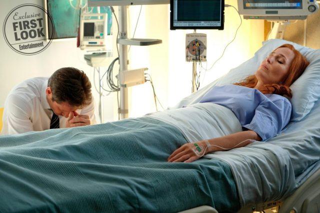 """x-files - X-Files : """"Les shippers ont été entendus"""" selon Chris Carter (+ infos et photos sur la saison 11) xfiles saison 11 photos 2"""
