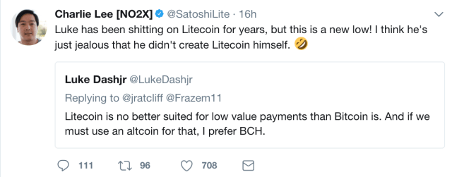 what is litecoin |litecoin twitter