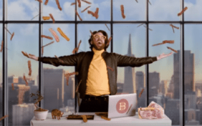Image result for Oscar Mayer Just Created Bacoin, a Cryptocurrency You Can Redeem for Bacon (Seriously)