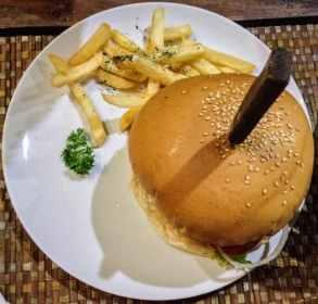 burger pad bar and grill