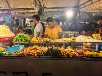 NIGHT MARKET PHNOM PENH
